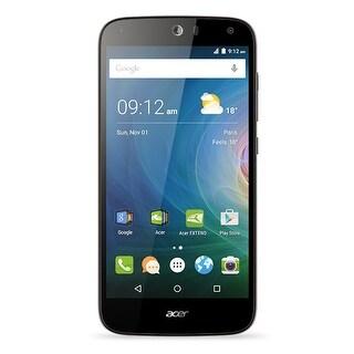 Acer Jade Liquid Z630 16GB Unlocked GSM 4G LTE Quad-Core Android Phone w/ 8MP Camera - Black