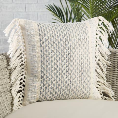 Haskell Indoor/ Outdoor Geometric Pillow