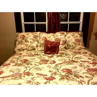 Patch Magic Finch Orchard Pattern Quilt Set