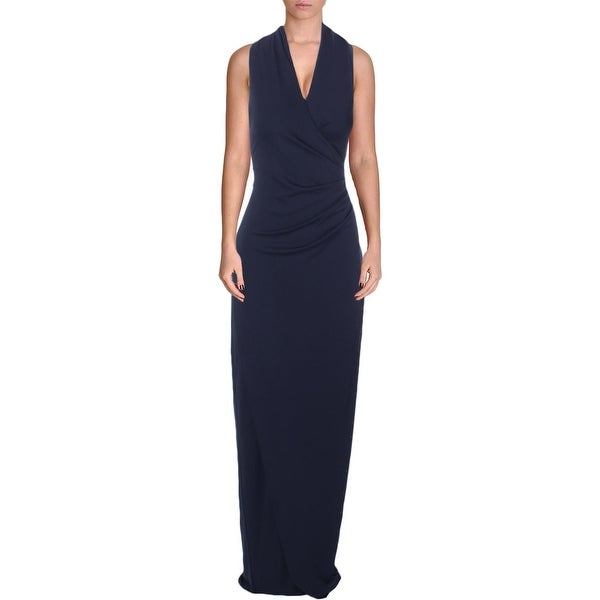 Nicole Miller Womens Formal Dress Sleeveless Full-Length