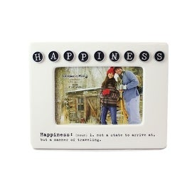 Our Name is Mud Happiness Picture Frame