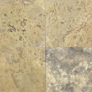 "Miseno MT-BE131818121U Stone Age - 18"" X 18"" - Stone Visual - Tile"