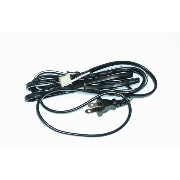 OEM Haier Power Cord Originally Shipped With: HLC19WA, HL32R1, HLC15R, HL22K1A