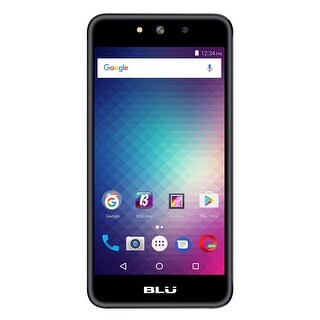 BLU Grand M G070Q Unlocked GSM Quad-Core Dual-SIM Phone