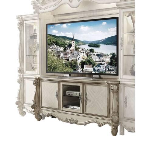 ACME Versailles TV Console, Bone White