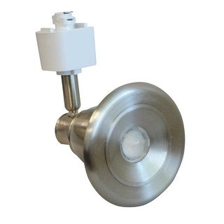 Link to AFX Berlin Satin Nickel LED Track Head Similar Items in Track Lighting