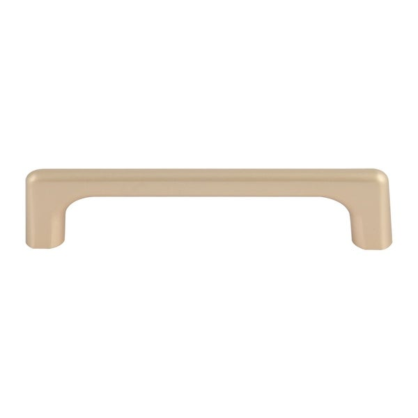 "Cabinet Handles Pull Zinc Alloy 5"" Hole Center for Furniture Door Cabinet Cupboards Wardrobe Gold Tone"