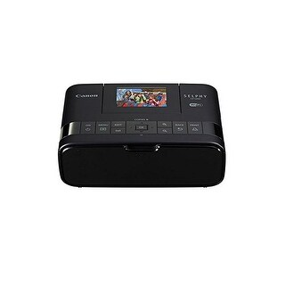 Canon 0599C001 Selphy Cp1200 Wireless Compact Photo Inkjet Printer, Black