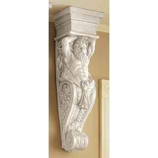 Design Toscano Telamon Wall Sculpture