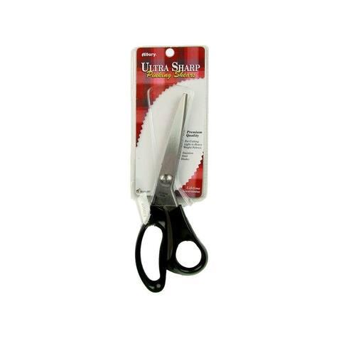 297 allary scissors 9in pinking shears ultra sharp