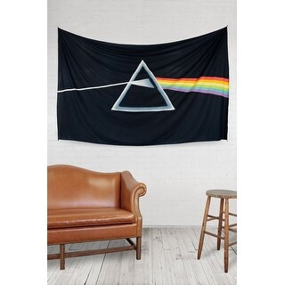 Cotton Pink Floyd Dark Side of Moon Tapestry Wall Hang Tablecloth Rectangular Beach Sheet