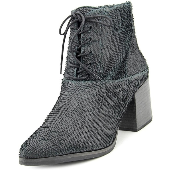 Matisse Vixen   Round Toe Leather  Ankle Boot