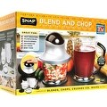 Blend and Chop 8-Piece Food Preparation System - Thumbnail 0