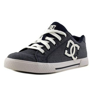 DC Shoes Chelsea TX SE Round Toe Canvas Skate Shoe https://ak1.ostkcdn.com/images/products/is/images/direct/fc2f5ef160783aae2c5860bd270b339492441def/DC-Shoes-Chelsea-TX-SE-Women-Round-Toe-Canvas-Blue-Skate-Shoe.jpg?impolicy=medium