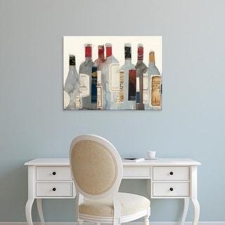 Easy Art Prints Samuel Dixon's 'Wine & Spirit I' Premium Canvas Art