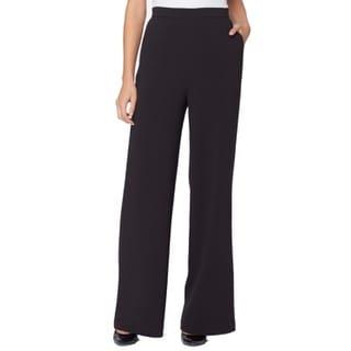 Catherine Malandrino NEW Black Women's Size 2 High-Waist Dress Pants