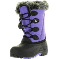 Kamik Kids Snowgypsy Waterproof Snow Boot