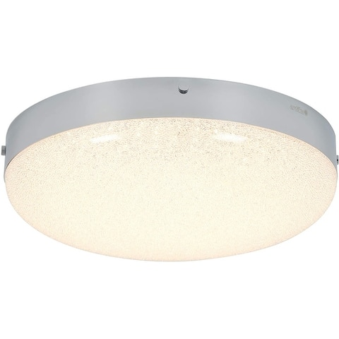 Artika Glitzer LED Flushmount Chrome - Small