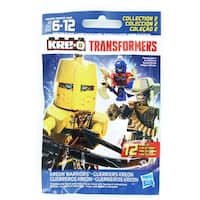 Transformers Kreon Warriors Series 2 Micro Changers Figure - multi