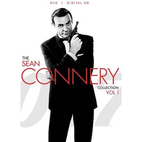 007: The Sean Connery Collection - Vol 1 - DVD
