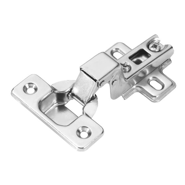 Hickory Hardware P5115 Full Inset On Concealed European Cabinet Door Hinge With 105 Degree Opening Angle Single Free Shipping Orders