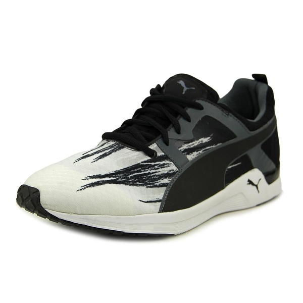 Puma Pulse XT Fade Round Toe Canvas Sneakers