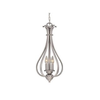 Vaxcel Lighting PD35459 Monrovia 3 Light Mini Foyer Pendant