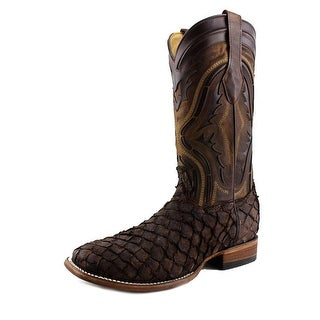 Corral C3040 Men Square Toe Leather Brown Western Boot