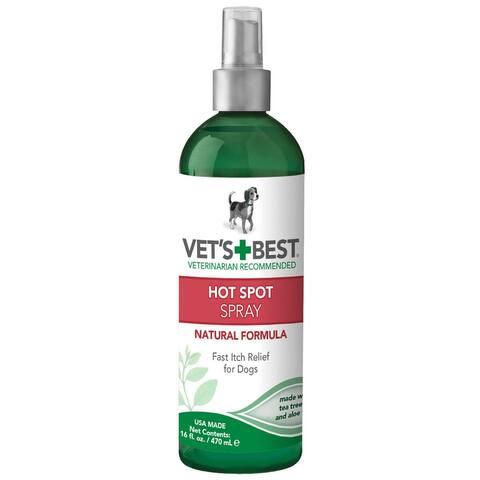 Vet's Best Hot Spot Dog Skin Care Spray 16oz