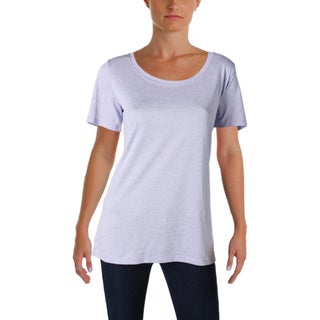 Nike Womens T-Shirt Dri-Fit Short Sleeves