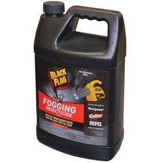 Black Flag 190457 Insecticide Fogger Resmethrin Mosquitos, 1 Gallon