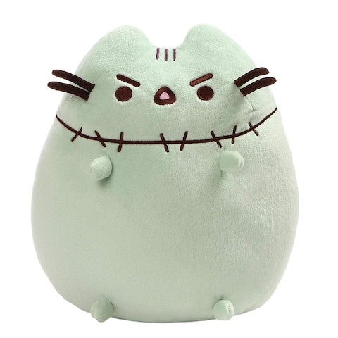 "Pusheen Halloween Zombie 9.5"" Plush Figure - Multi"