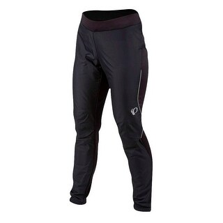 Pearl Izumi 2017/18 Women's Select Thermal Barrier Cycling/Running Pant - 11211362 - Black/Black