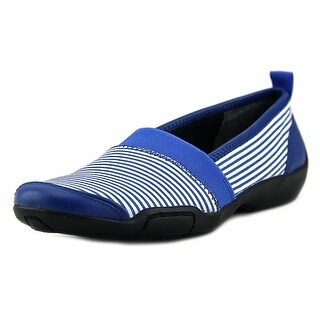 Ros Hommerson CAROL Round Toe Leather Walking Shoe