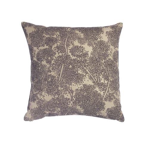 SureFit Home Decor Alpine Cut Velvet Throw Pillow