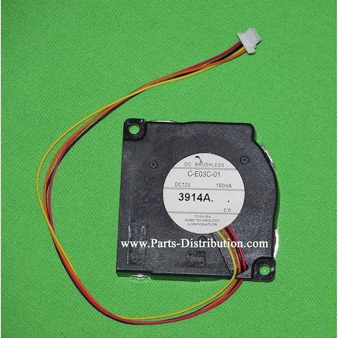 Epson Projector Fan: EB-1750, EB-1751, EB-1760W, EB-1761W