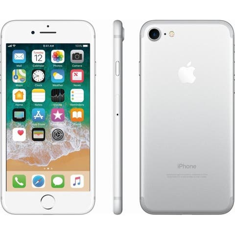 Refurbished Apple iPhone 7 256GB GSM Unlocked Silver
