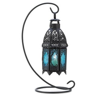 Sapphire Nights Hanging Lantern