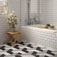 Black Diamond Floor Tiles Online