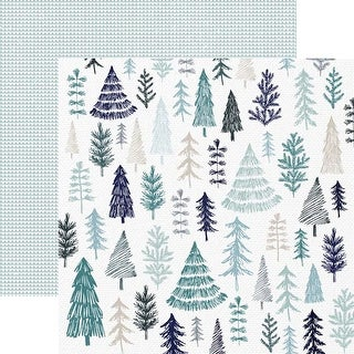 """Winter - Wonderland Double-Sided Cardstock 12""""X12"""" - 10/Pack"""