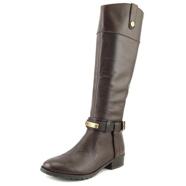 INC International Concepts Fabbaa Women Dk Chocolate Boots