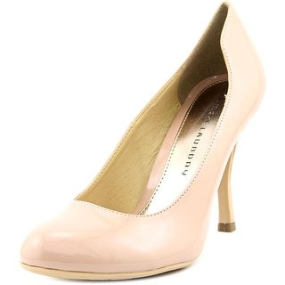 Chinese Laundry Nikki Women Round Toe Synthetic Pink Heels