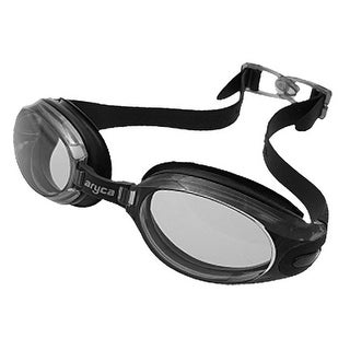 Unique Bargains Stretch Strap Swimming Goggles Ear Plugs Swim Aquafitness Set For Youth
