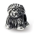 Sterling Silver Reflections Kids Puppy Bead (4mm Diameter Hole) - Thumbnail 0
