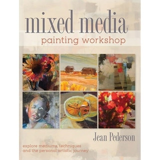 North Light Books - Mixed Media Painting Workshop