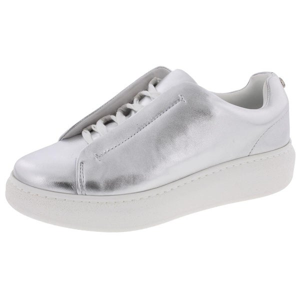 4a2035df888 Shop Steve Madden Womens Hara Fashion Sneakers Leather Platform ...