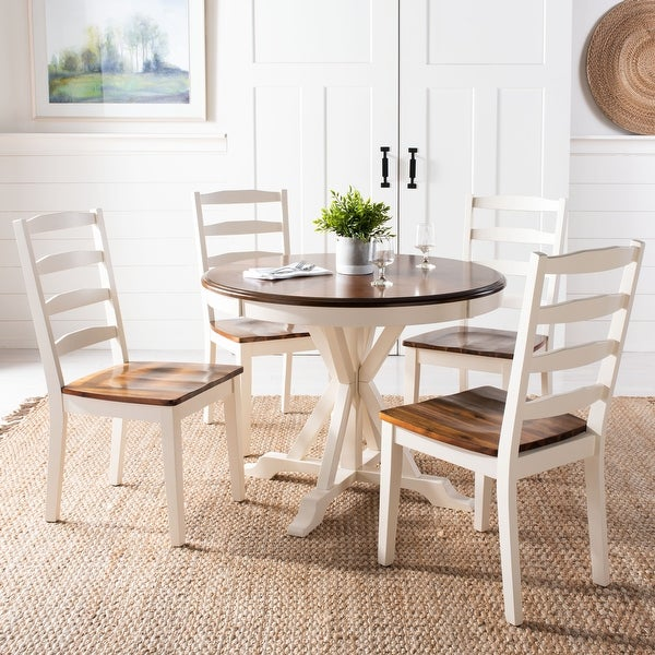 SAFAVIEH Shay 5 Piece Dining Set. Opens flyout.