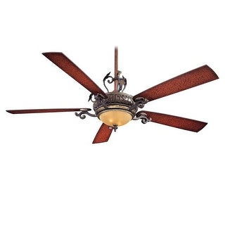 """MinkaAire Napoli 2 5 blade 68"""" Napoli 2 Ceiling Fan - Wall Control and Blades Included"""