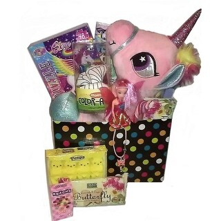 Unicorn and Fairy Fun Basket