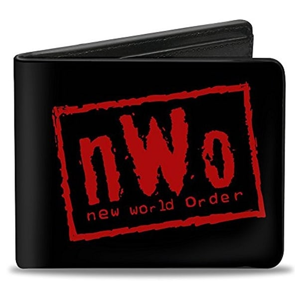 Buckle-Down Bifold Wallet WWE NWO